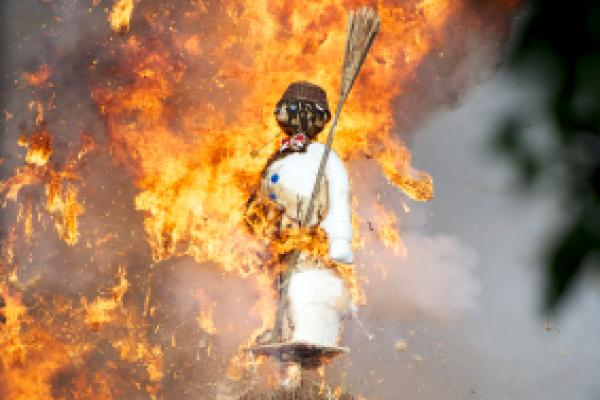 The Burning of the Böögg  coming to Helvetia