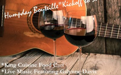 """Humpday Bouteille """"Kickoff to Summer"""""""